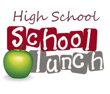 HS lunch menu