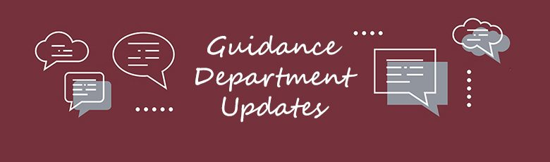 guidance updates
